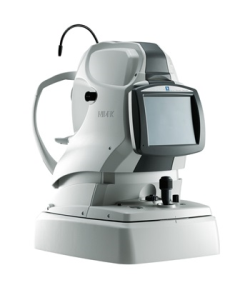 Optical Coherence Tomography Retina Scan Duo